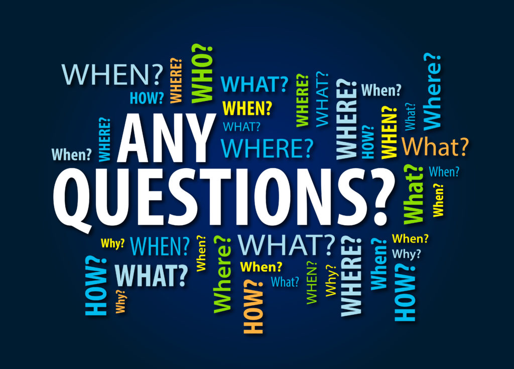 Questions to Ask