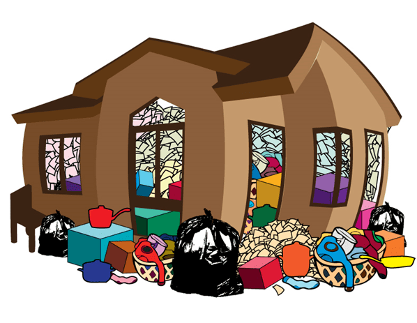 "Have you ever looked at your home and wondered, ""Am I a hoarder?"" You're not alone"
